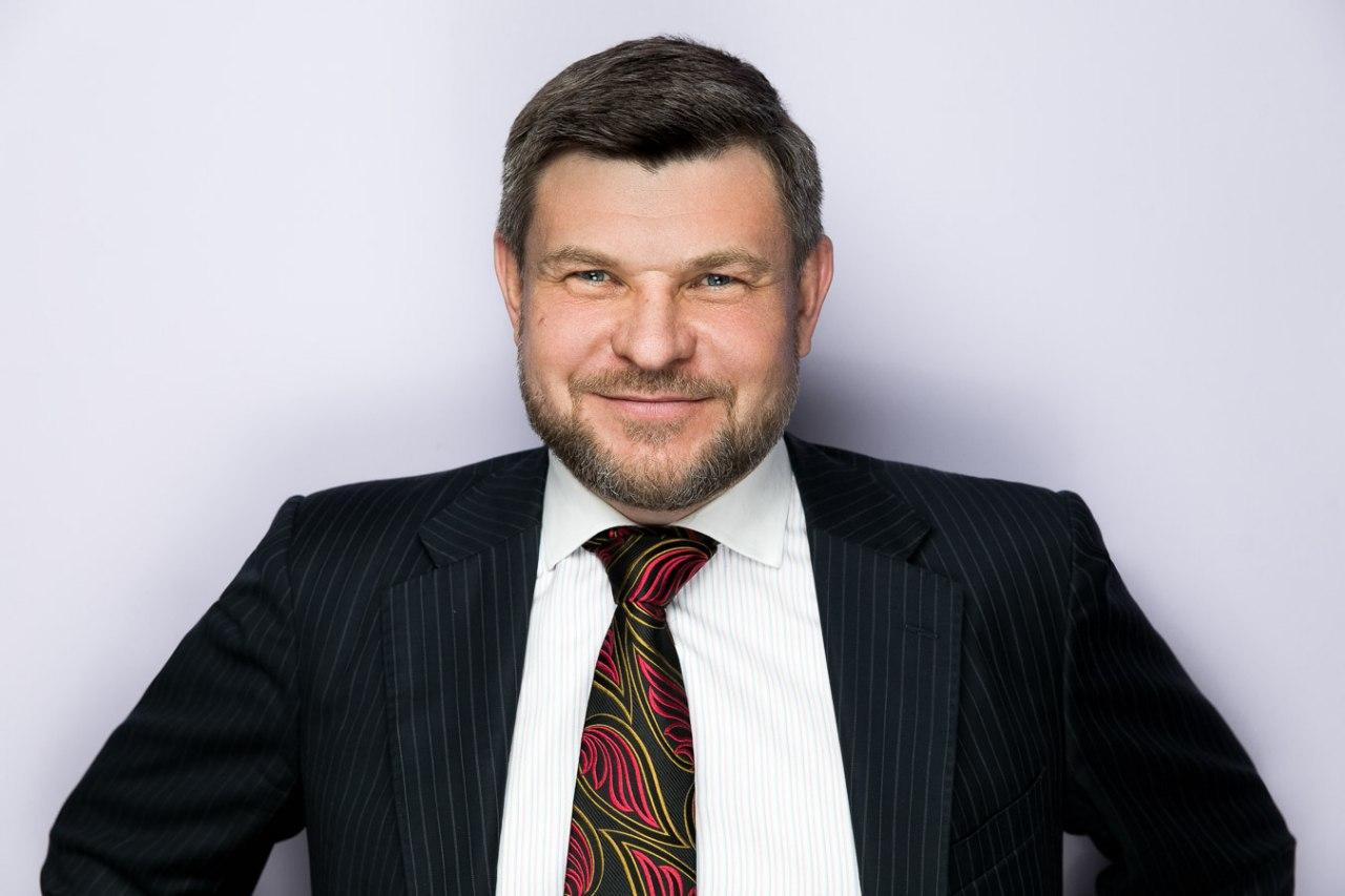 Президент Becar Asset Management Александр Шарапов