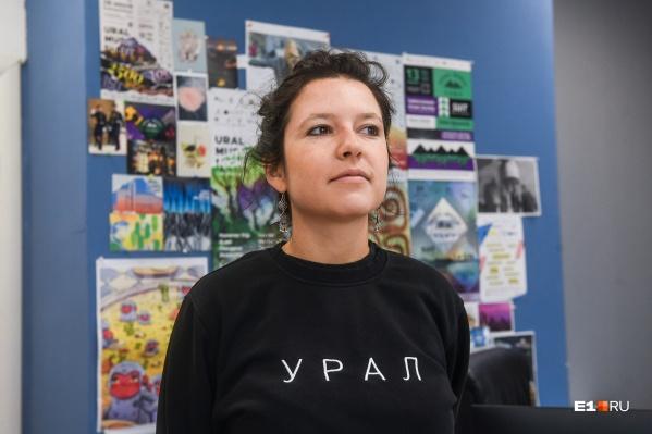 Наталия Шмелькова в команде UMN с самого начала фестиваля и лучше всех знает, как непросто его делать