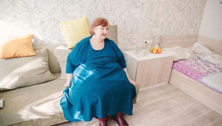 «Сложный период жизни»: самая тяжёлая тюменка — о том, почему приняла 47 таблеток антидепрессанта