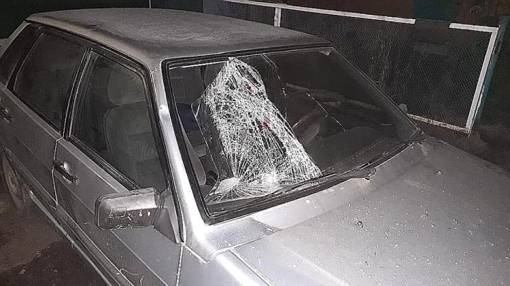 Пьяный нарушитель самоизоляции сбил троих пешеходов в Башкирии и скрылся с места