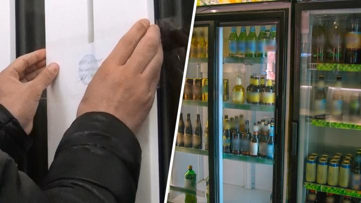 Вопреки карантину: в Самаре приставы закрыли незаконно работающий бар