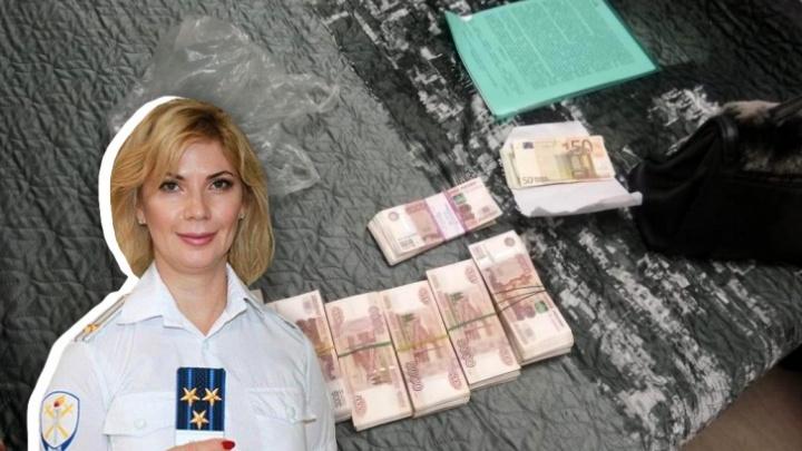 Спас брачный договор: муж экс-полковника Веры Рабинович вернул часть арестованных денег