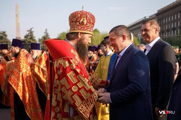Андрей Бочаров пролоббировал идею большого празднования
