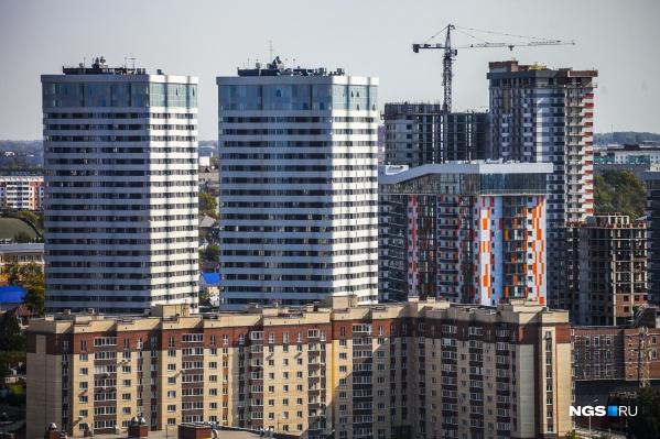 Новая программа рассчитана в основном на стандартное и комфортное жильё — в неё попадают всего 43% новостроек