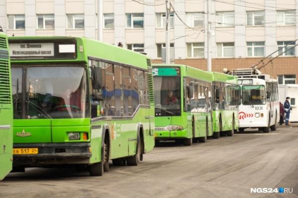Пассажиры хвалили 91-й маршрут за быстроту доставки в разные районы города