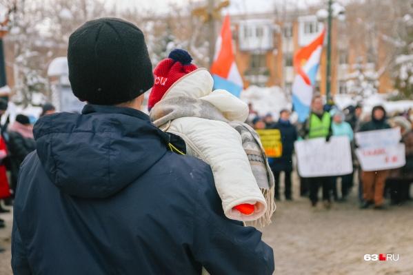 Ограничения на митинги ввели, чтобы защитить права детей, больных и верующих<br>