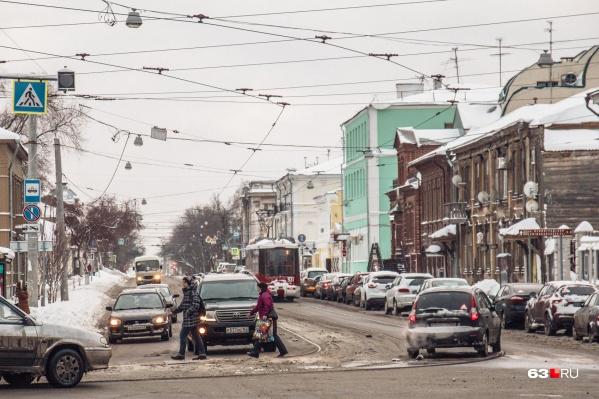Большинство платных парковок сделают в центре города