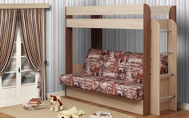 Родителям объяснили, какие кровати лучше ставить в детскую