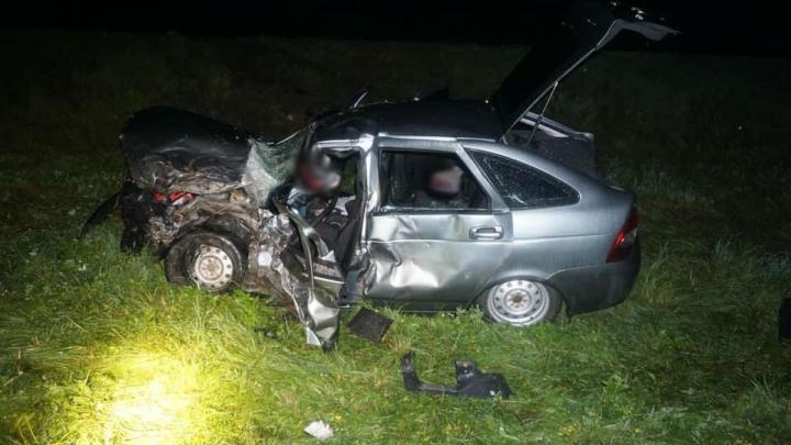 Смертельное ДТП в Башкирии: на трассе погиб 30-летний мужчина