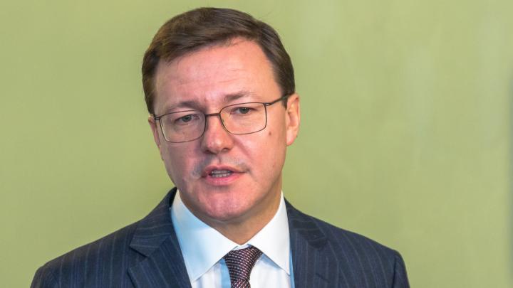 Губернатор рассмотрит вопрос о сокращении финансирования «Крыльев Советов»