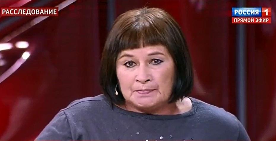 Нина Епишина, как и Евгения, была на той программе, где обсуждалась трагедия