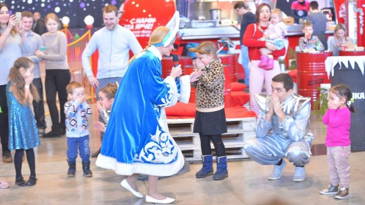 Хоровода не будет: как в Екатеринбурге пройдут детские елки в условиях COVID и можно ли брать билеты