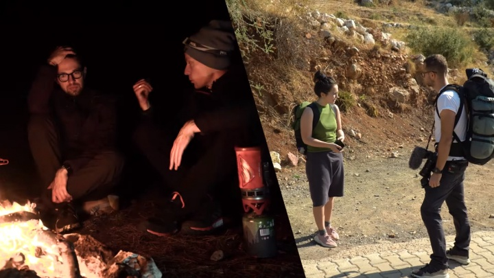 Кемеровчанка случайно встретила Дудя в лесах Турции и дала ему интервью