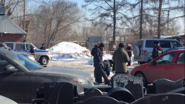 Челябинца, признавшегося в расстреле двоих похоронщиков на Успенском кладбище, отдали под суд
