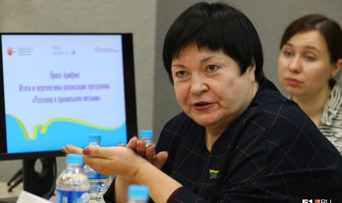 «Спасибо, но надо что-то менять»: как Елена Дерягина раскачала тему школьного питания в Екатеринбурге