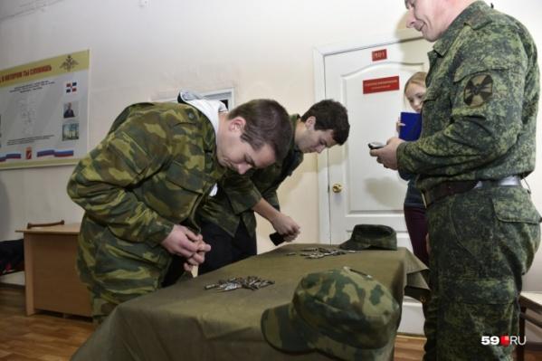 Молодой человек хотел пройти военную службу, был направлен в Оренбургскую область