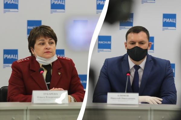 Ольга Зубарева: «Я сама не люблю носить маску, неудобно»
