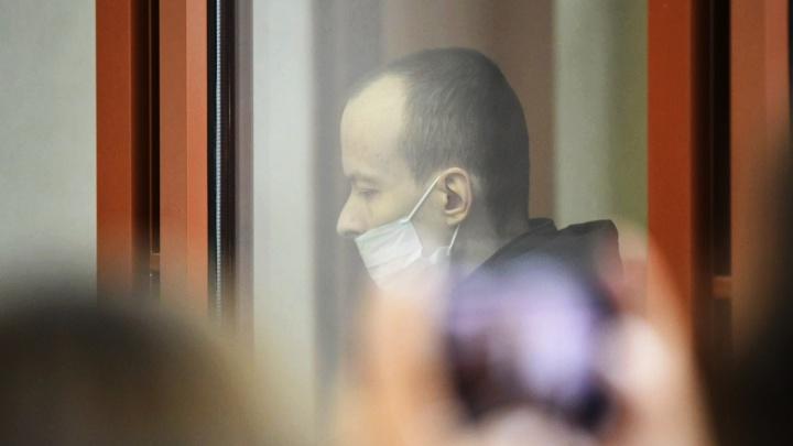 Уктусский стрелок упал в обморок во время оглашения приговора