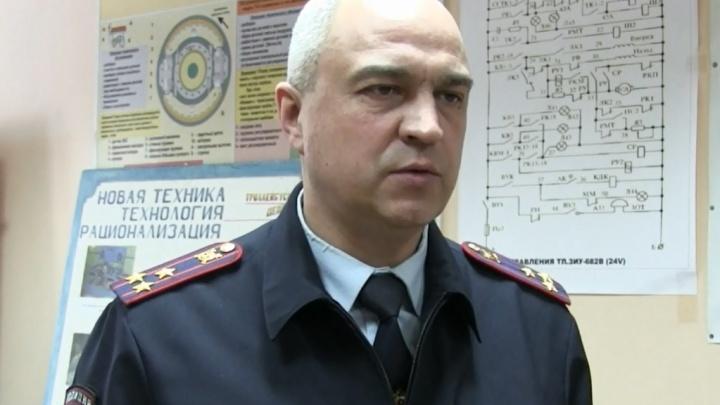 Главу отдела нижегородской полиции, обвиняемого в «помощи» наркоману, отправили под домашний арест