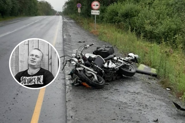 Вячеслав Юстус погиб на месте ДТП