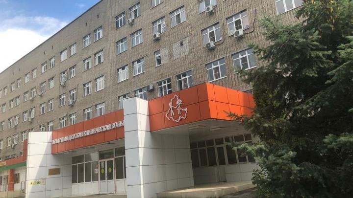 В Ростове детей с травмами и ожогами будут экстренно принимать в областной детской больнице
