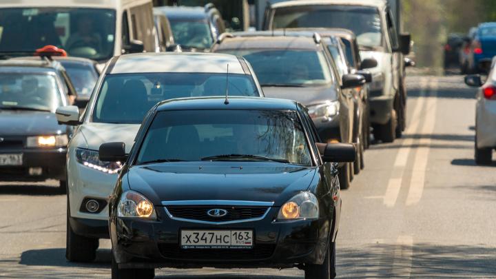Власти открыли дороги в районе прорыва газопровода под Самарой