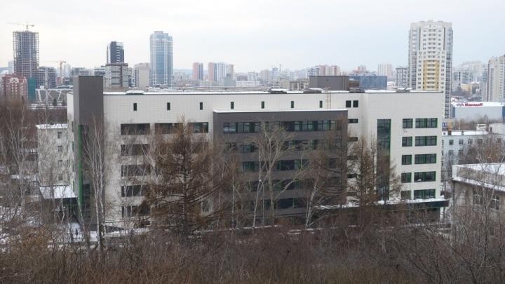 Тяжелых пациентов из екатеринбургской больницы № 1 перевели в 40-ю