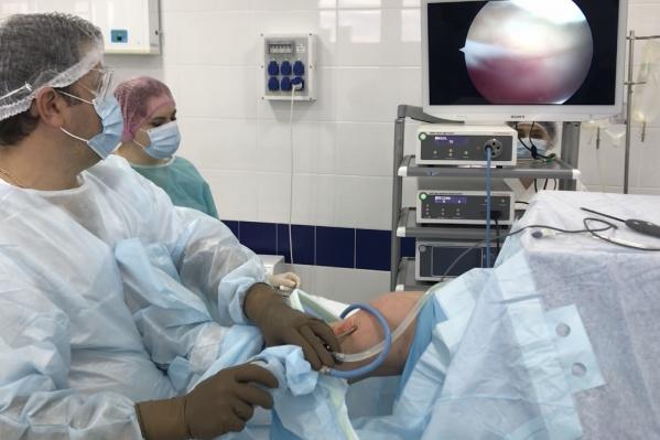 Вроссийско-финском медицинском центре TERVE в Красноярске ведут прием специалисты, выполняются все виды лабораторной диагностики, ультразвуковые исследования, цифровая рентгенография и работает собственное хирургическое отделение