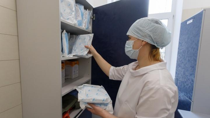 В Волгоградской области коронавирусом за сутки заразились жители 11 городов и районов