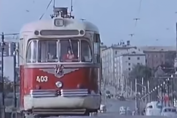 Кадр из ролика о Новосибирске