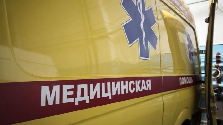 В Кузбассе пассажирский автобус насмерть сбил женщину на пешеходном переходе
