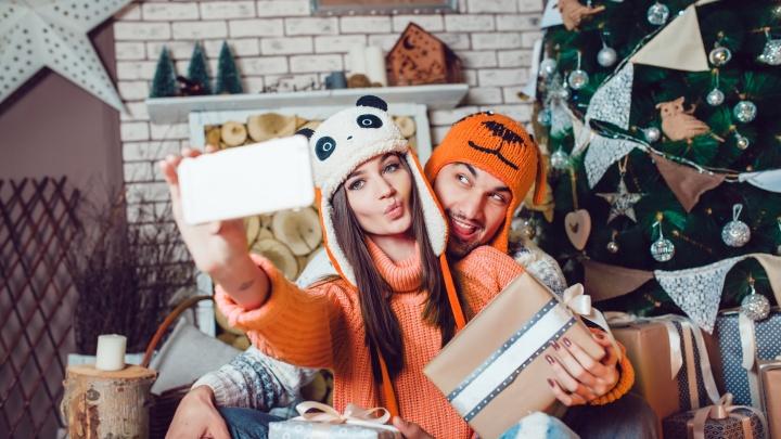 Пять советов, как сделать незабываемые новогодние фотографии на смартфон