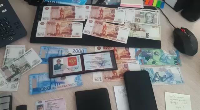 Жителя Башкирии поймали на взятке в 1,7 млн рублей