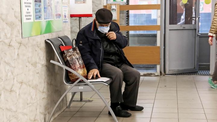 Стремительно растем: еще 227 нижегородцев заболели коронавирусом за сутки
