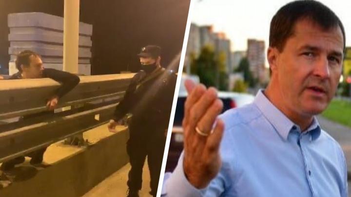 Мэр задолжал за «коммуналку» и мужчина на краю моста: что случилось в Ярославской области за сутки