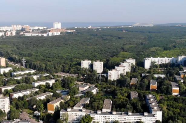 Парк 60-летия Советской власти в Самаре перевели в рекреационную зону