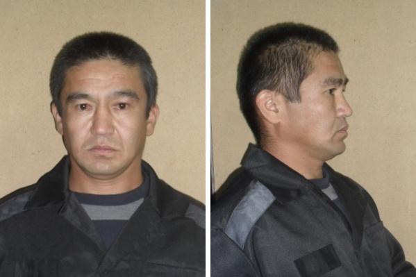 Абдирасилов Амирбек Узакбаевич попал в колонию из-за грабежа