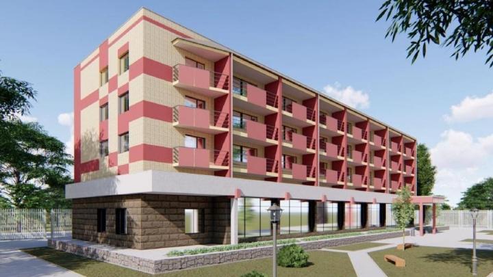 В Волгограде на месте легендарной гостиницы «Октябрьская» появится апарт-отель