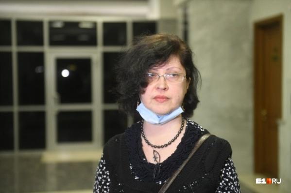 Елена Бочкарева считает, что лечить Александрова неэффективно. Уктусского стрелка надо держать за решеткой
