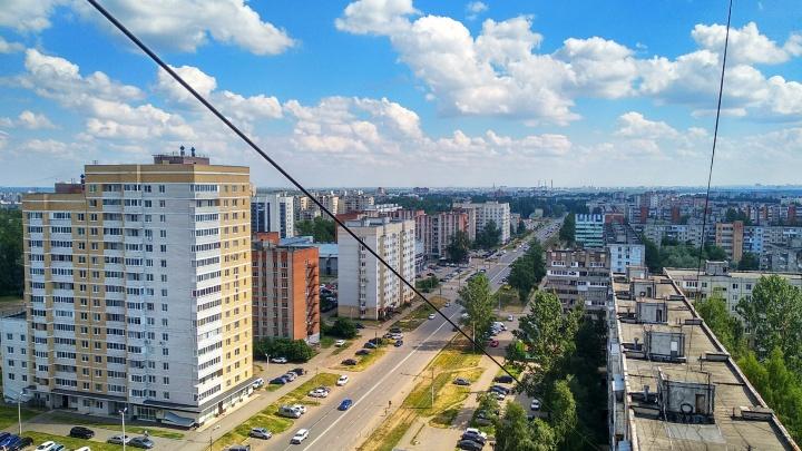 Дух захватывает: как выглядит Ярославль с высоких крыш
