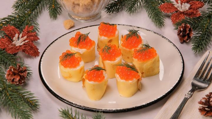 Финская шуба, овощные галеты, курочка карри и еще 10 рецептов, которые можно приготовить на Новый год