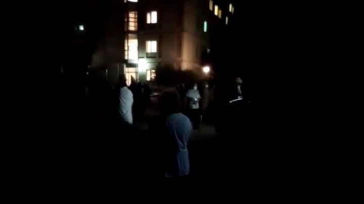 Пациентов кардиоцентра в Волгограде экстренно эвакуировали из палат