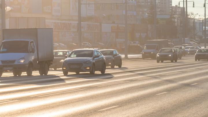 Суд назвал Минтранс виновником колейности Московского шоссе
