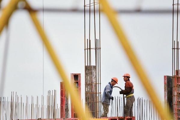 В регионе строят 380 социальных объектов