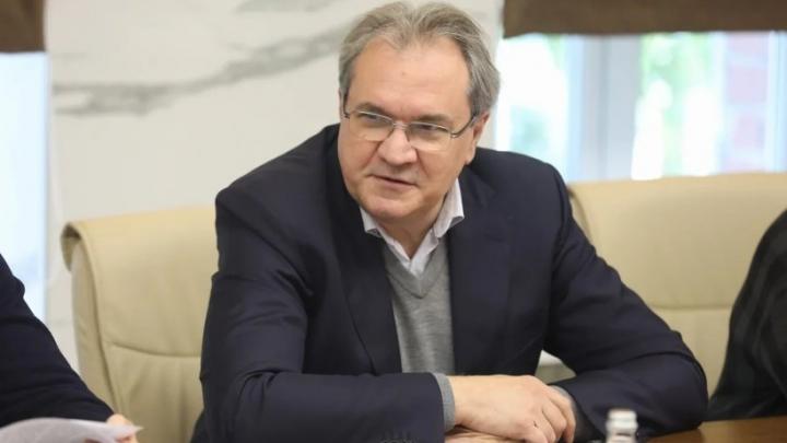 В Архангельск прибыл советник президента РФ Валерий Фадеев