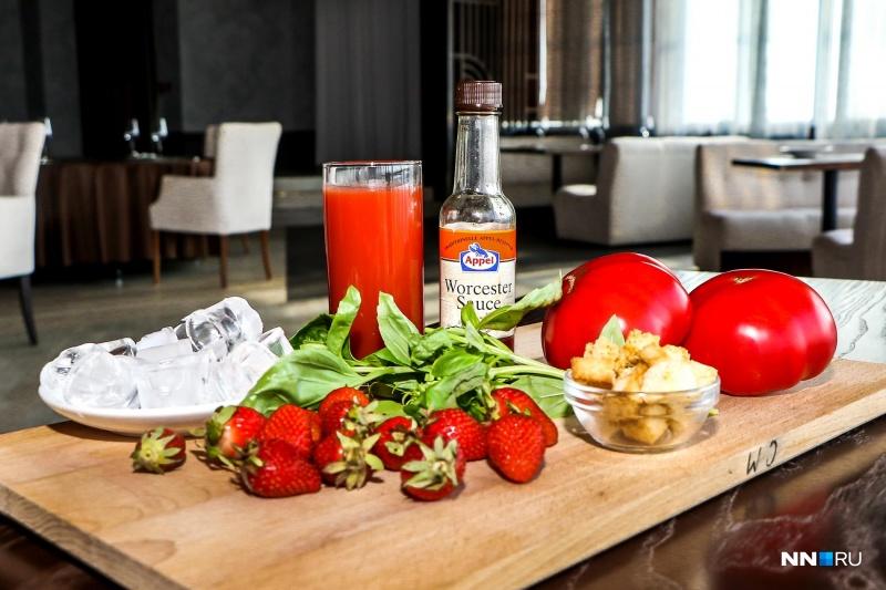 Гаспачо — еда для гурманов