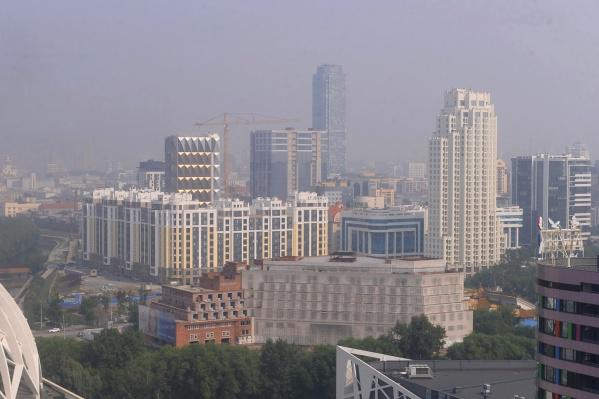 Сильнее всего в атмосфере над городом было превышено содержание диоксида азота, токсичного для органов дыхания