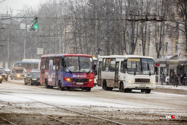 Скоро транспортная схема изменится