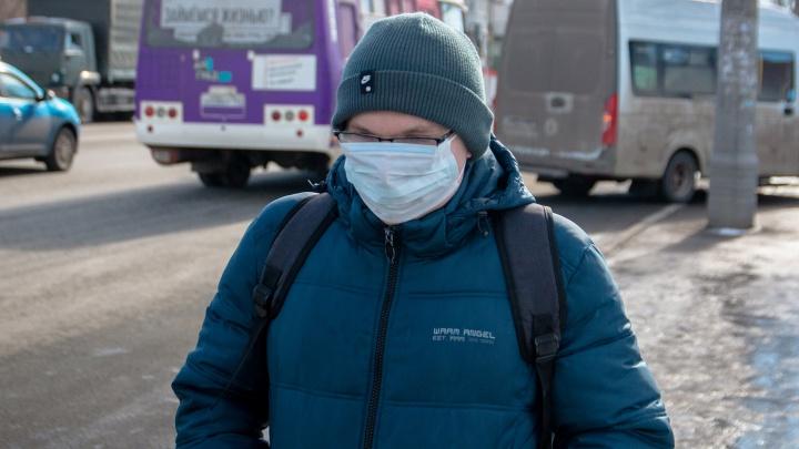 Больнице в Самарской области предложили купить маски по 35 рублей за штуку