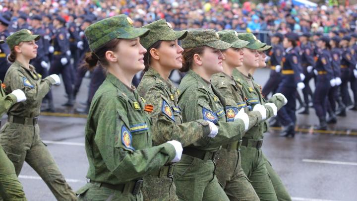 В СФУ начали набирать девушек для подготовки в офицеры запаса